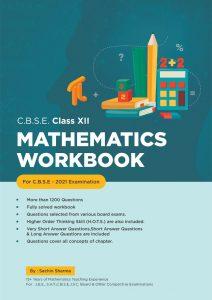 MATHEMATICS WORKBOOK CLASS 12 CBSE