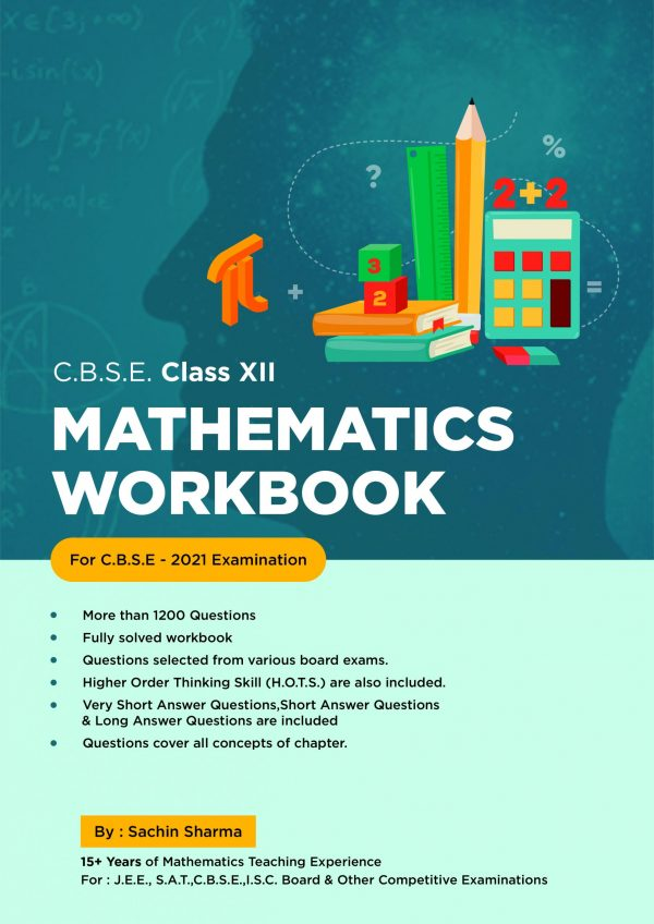 Workbook Class 12 Mathematics CBSE