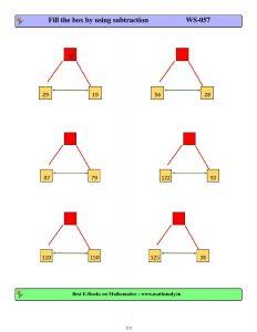 cbse class 2 maths pattern worksheets